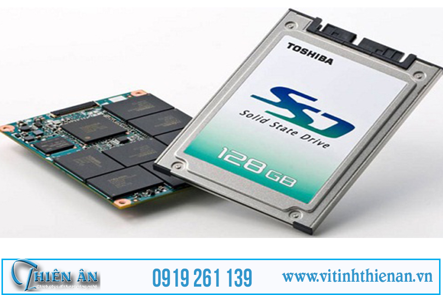 thay ổ cứng ssd