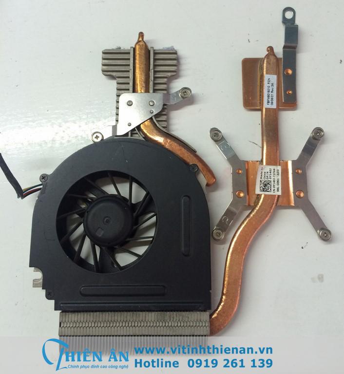 Quạt tải nhiệt laptop DELL